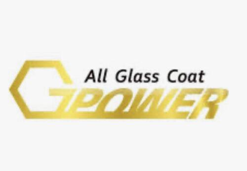 最先端ガラスコーティング  静岡初『G-POWER』 代理店契約締結 防傷 抗菌 ナノテクノロジー 光触媒